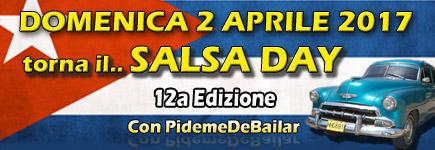 Salsa Day con Pideme de Bailar 12a Edizione 2016